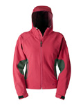 Cloudveil FirsTurn Softshell Jacket Women's (Pursian Red)