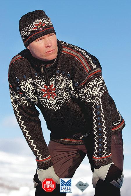 Booniez Dale Of Norway Finse Gore Windstopper Sweater