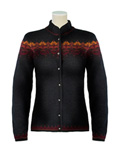 Dale of Norway Martha Sweater Women's (Teer / Red Chilly / Wein)