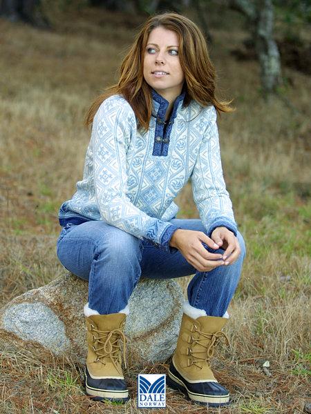 Booniez: Dale of Norway Voss Sweater Women's