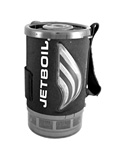 JetBoil 1.0 l Companion Cup with Heat Indicating Cozy (Carbon)