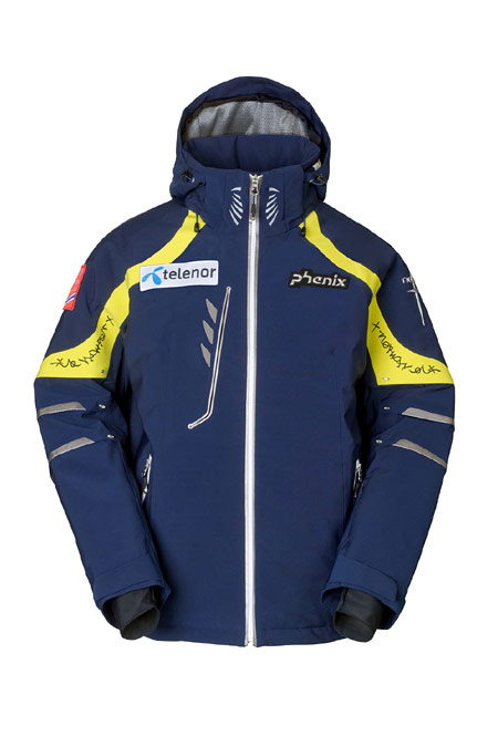 Booniez phenix norway alpine team olympic ski jacket men s