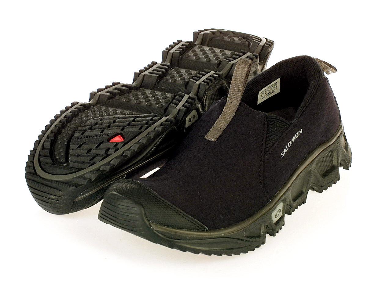 Salomon Rx Moc   Black Running Shoes