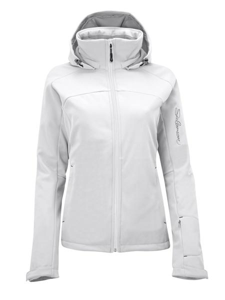 Salomon Snowtrip III 3-in-1 Jacket Women's (White / Cerise)