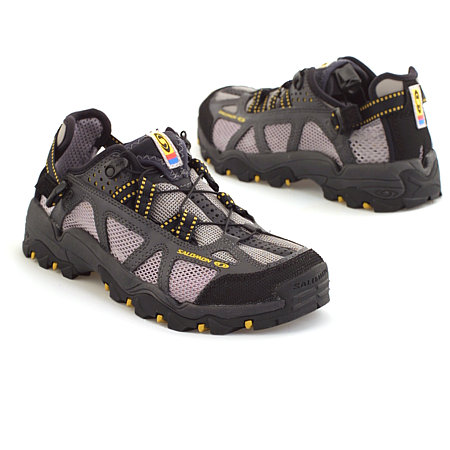 SALOMON TECHAMPHIBIAN HIKING Sandal Water Shoe Sandals