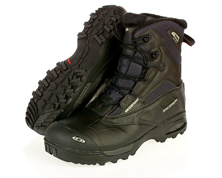 Iucn Winter Men's Boots Waterproof Salomon Water Mid Toundra YfxpS