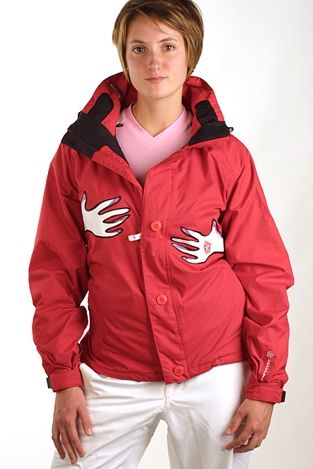 Booniez Sessions B4bc Madonna Jacket Women S Red