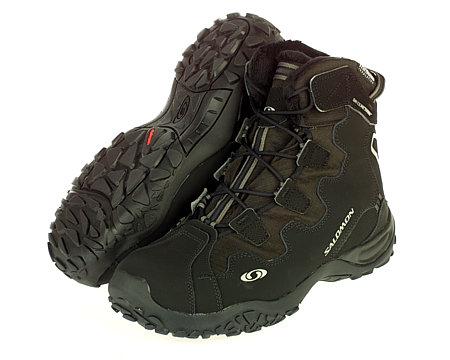 5bdb5a8aae40 Booniez  Salomon Snowtrip Thinsulate Waterproof Boots Men s