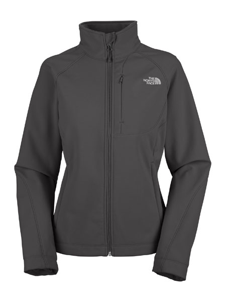 The North Face Apex Bionic Soft Shell Jacket Women's (Graphite G