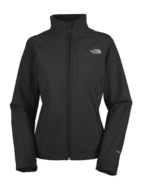 The North Face Apex Bionic Soft Shell Jacket Women's (TNF Black)