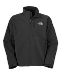 The North Face Apex Bionic Soft Shell Jacket Men's (Black)