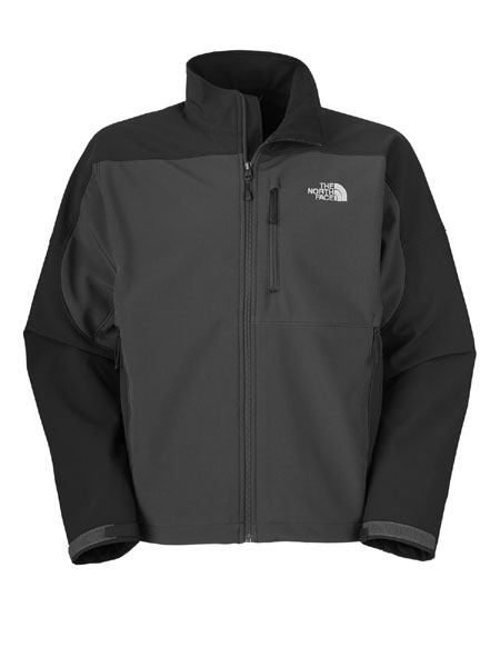 The North Face Apex Bionic Soft Shell Jacket Men's (Asphalt Grey