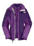 The North Face Atlas Triclimate Jacket Women's (Parachute Purple)