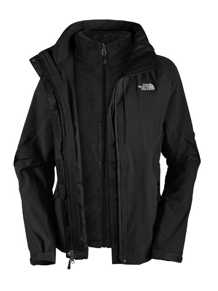 The North Face Boundary Triclimate Jacket Women's (TNF Black)