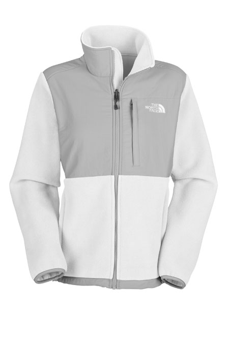 2f6d1546a Booniez: The North Face Denali Jacket Women's (White)