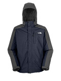 The North Face Inlux Insulated Jacket Men's (Deep Water Blue)
