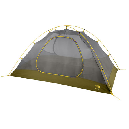 The North Face Rock 22 Backcountry Tent (Bamboo Green)