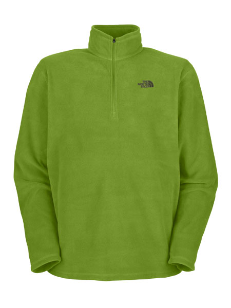 The North Face TKA 100 Microvelour Glacier 1/4 Zip Men's (Scotti