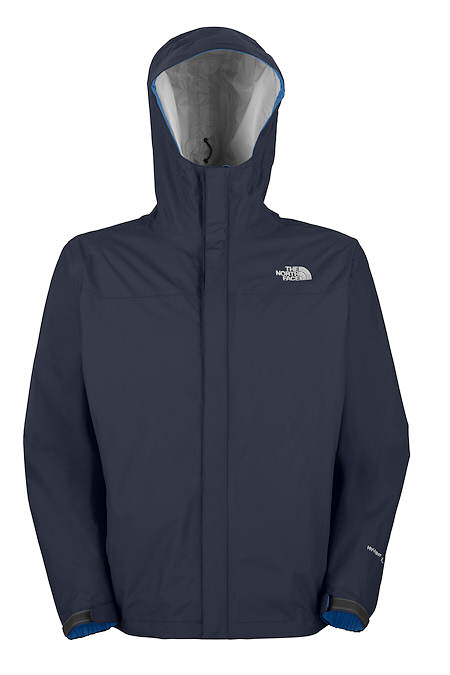 The North Face Venture Jacket Men's (Deep Water Blue / Voyage Bl