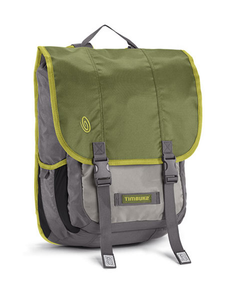 Timbuk2 Swig Backpack (Algae Green / Gunmetal / Cement)
