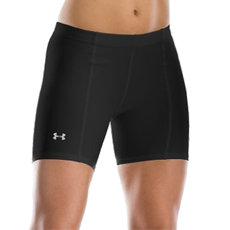 Under Armour Ultra Compression Shorts Women  s (Black) ... cb946b907a